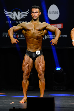 Novice Mens Classic Physique Overall