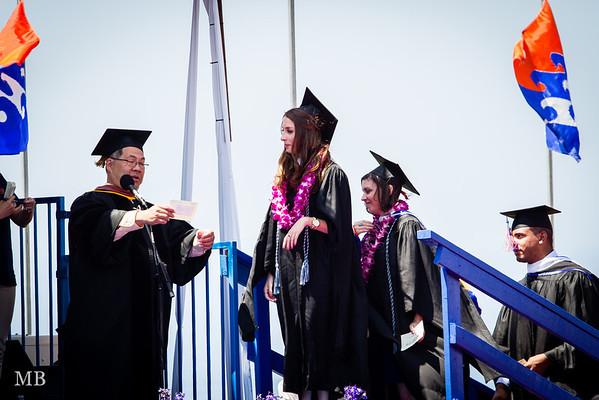 Laura's Graduation from Pepperdine University