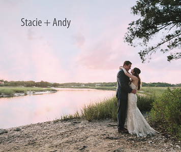 Stacie + Andy Wedding Album