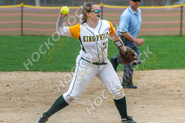 King Philip-North Attleboro Softball - 05-04-18