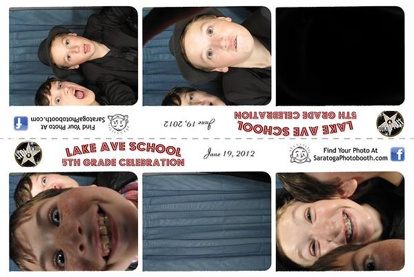 Lake Ave School 5th Grade Celebration