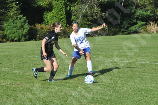 Girls: Bucksport Vs. Sumner: September 20, 2012