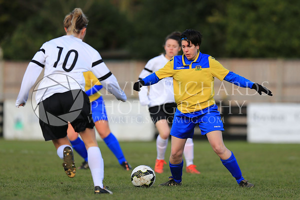 Hertford Town Ladies