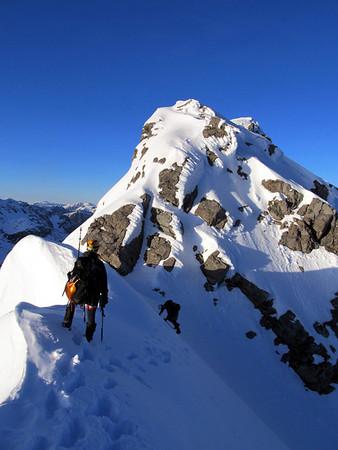 Carrington Peak, 31 August - 02 September 2013