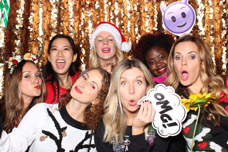 Ugly Sweater Holiday Party (Studio Booth)