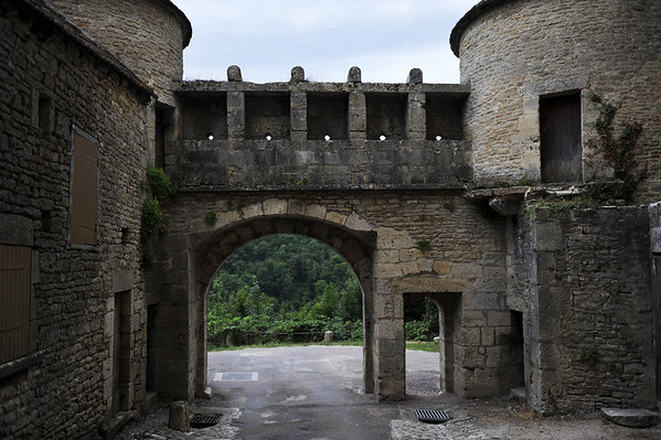Village de Flavigny sur Ozerain