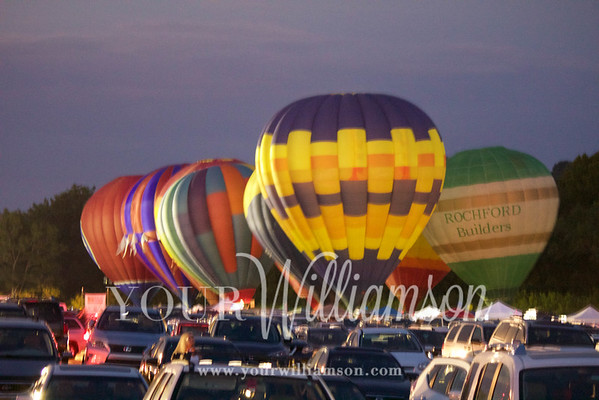 Music City Hot Air Balloon Festival