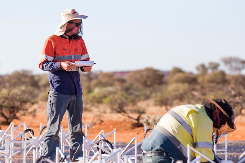 GCo Electrical working on EDA2