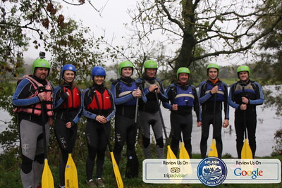 13 10 2018 Tay Rafting PM - Bug Water Fun on the Tay