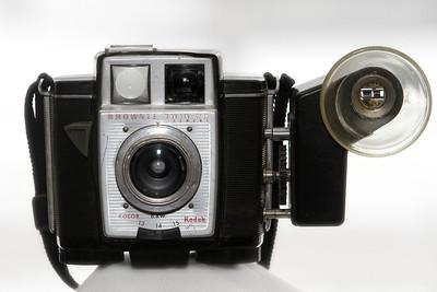 Cameras On my Shelf