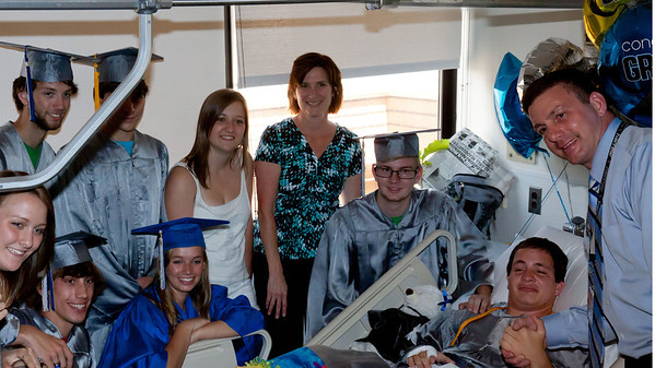 Matts Graduation