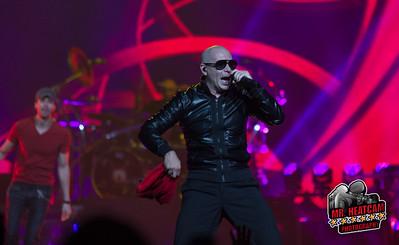 Pitbull and Enrique Iglesias 2014