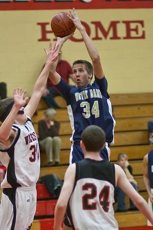 ND Basketball Freshman Harvard Westlake