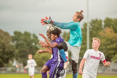 8-28-18 Benilde St. Margaret's v Minneapolis Southwest Boys Soccer