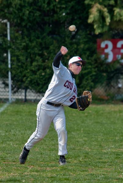 Quince Orchard Varsity Baseball 2011