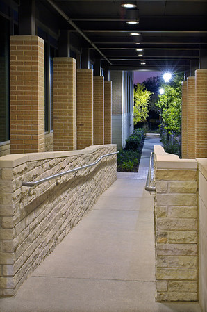 Magnolia Green Medical Bldg, Ft. Worth.  Client:  Gideon Toal, Ft. Worth.