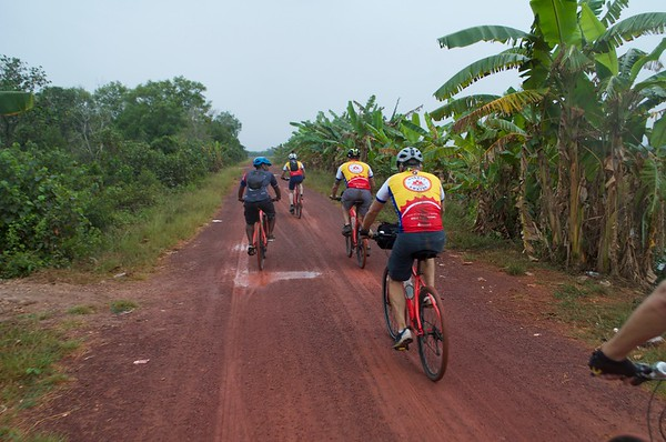 Lifewater International's 2020 Ride for Clean Water Across Cambodia