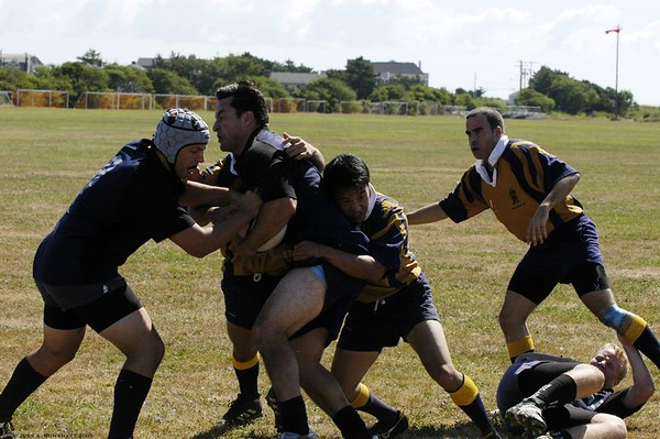 Jersey Shore Rugby Tournament, August 27, 2005