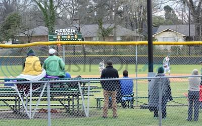 Bishop T. K. Gorman Catholic School Baseball vs Mineola High School by Jim Bauer