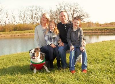 The Jones-McSorley Family