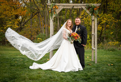 Taryn and Caleb Johnson Wedding 10-10-20