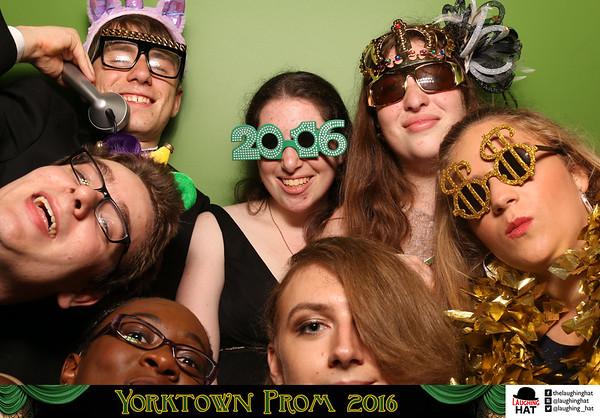 Yorktown Prom