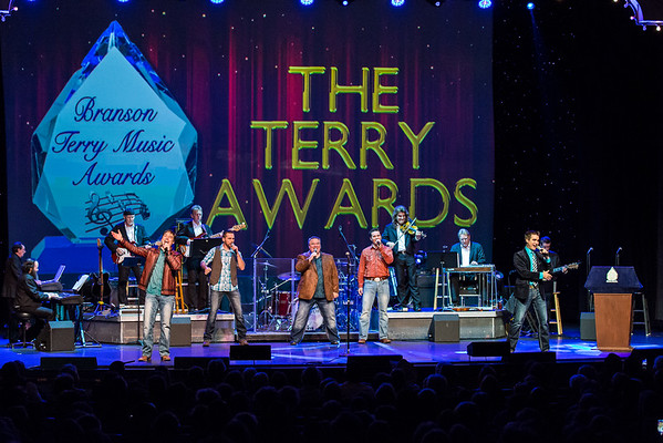 Branson Terry Music Awards 2015