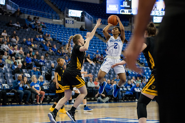 Women's Basketball: SLU vs VCU