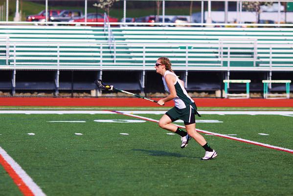 2009 Girls Lacrosse Varsity and JV Union Endicott at Vestal
