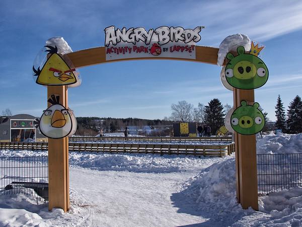 Angry Birds Activity Park Rovaniemi
