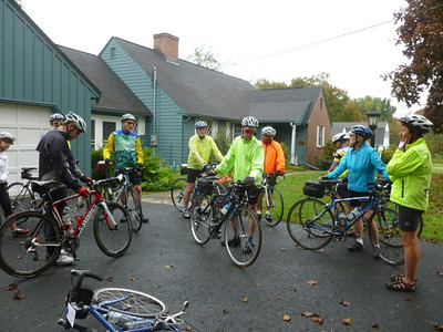 October 5 Saturday (Alt. Ride)