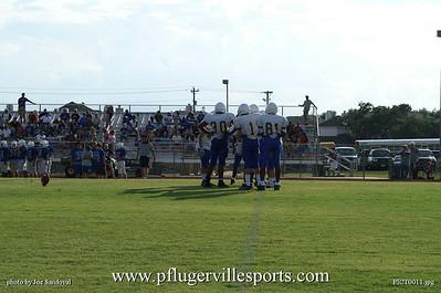 Freshmen Pflugerville Panthers vs. Leander Lions