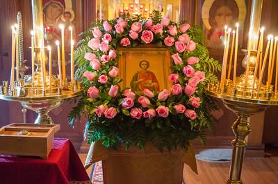 Feast of St. Panteleimon (2015)