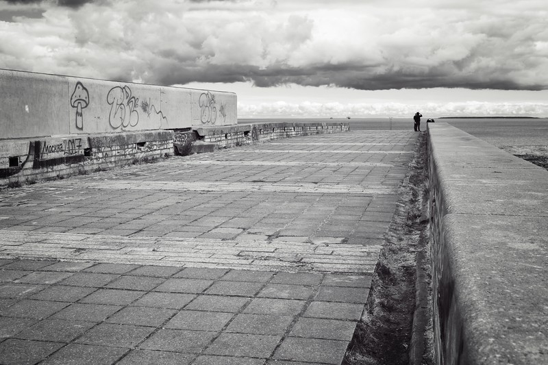 Tallinn, Estonia: Lennahall (c. 1980, now derelict)