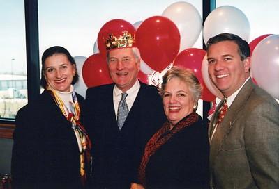 1-30-2004 Dick Griot's 70th Birthday Surprise @ CFI