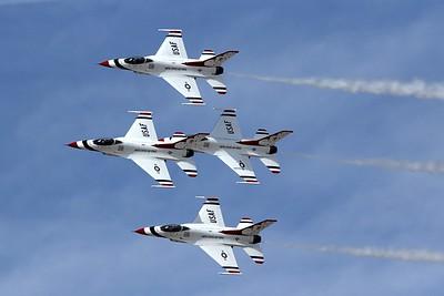 2015 Air Show - Thunderbirds