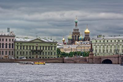 St. Petersburg Tag 1