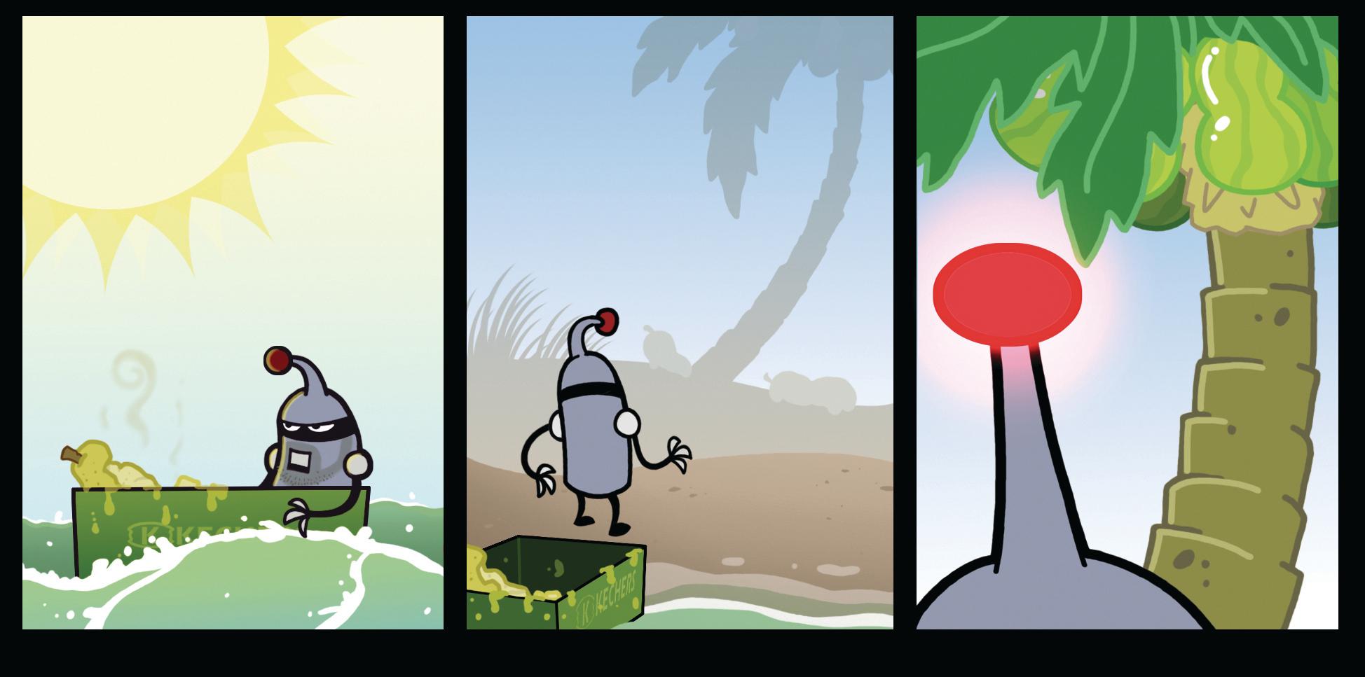 Fruit Saga, part 4