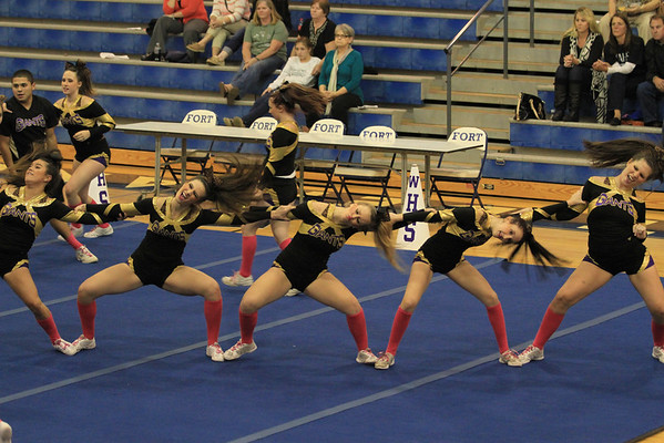 Cheer Comp 10-6