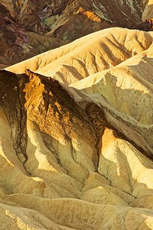 Zabriskie Point au-Natural- Death Valley