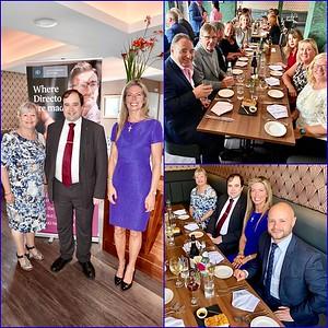 IoD Dining Club with Minister Ashford 06.08.20