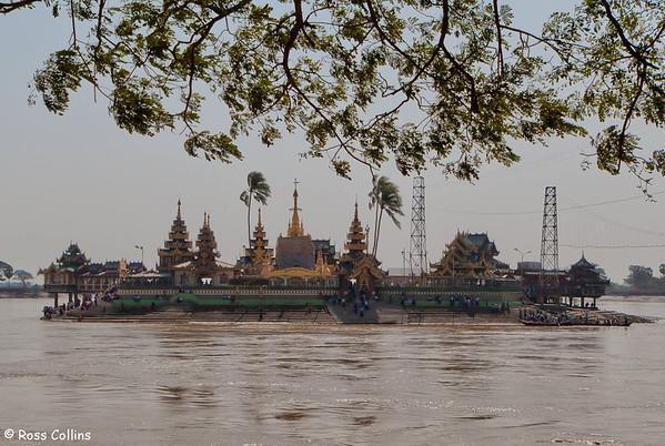 Kyaik Hmaw Won Yele Pagoda