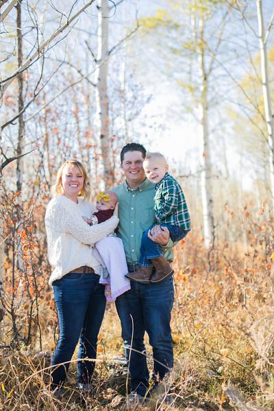 Albertson Family 2018