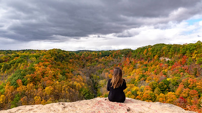 Dundas Peak Fall 2018