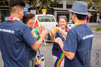 Silicon Valley Pride Parade 2016