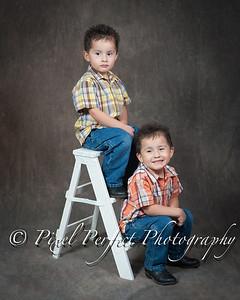 Miguel & Zac W.
