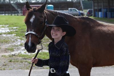 Katie's Horse Show-June 5, 2010
