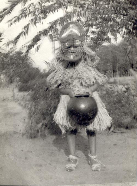 Carnaval 1956 Vasco Garrido, Mukixe