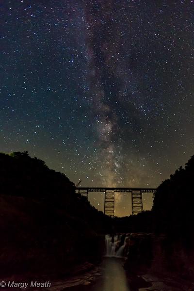 Milky Way - Letchworth