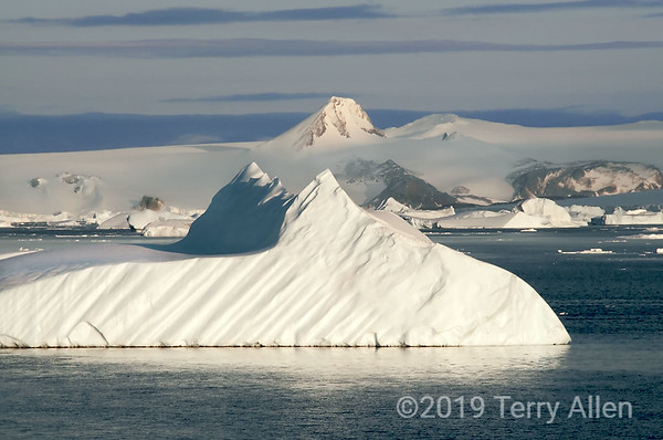 Antarctic Sound and James Ross Islands